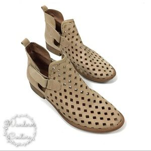 Cloud & Musse Caila Perforated Booties